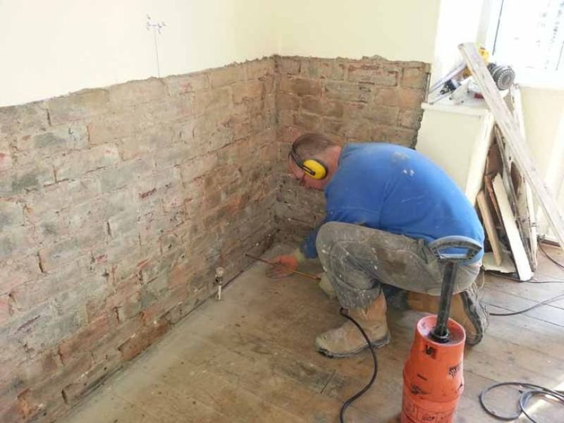 rising damp repair